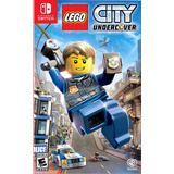 Lego City Undercover - Nintendo Switch **dokan**