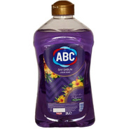 Jabón Liquido Abc Aroma Lavanda De 2 Litros