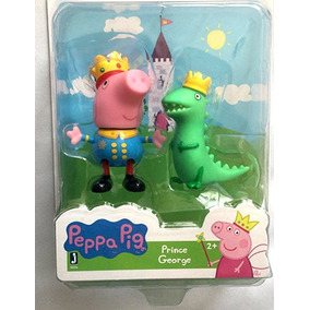 Peppa Pig Amigos Y La Diversión De Prince George Y El Señor