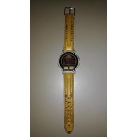 Relógio Timex Indiglo Ironman Triathlon Pulseira De Couro