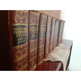 Diccionario Enciclopedico U.t.e.h.a 10 Vol 1954
