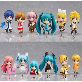 Personajes Vocaloid Hatsune Miku En Caja Original Envio Inc