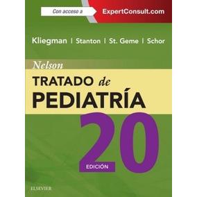 Nelson. Tratado De Pediatría 20 Ed. 2ts.