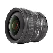 Lente Ojo Pez Circular 180grado Fisheye 5.8mm F/3.5 P/ Nikon