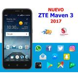 Teléfono Zte Maven 3 4g 1gb Ram 5p Hd Android 7 Nuevos