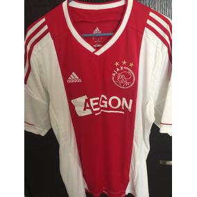 Jersey Caballero adidas Ajax Masterdam 2012-2013