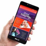 Celular Blu R1 Plus 3gb Ram 32gb Bateria 4000mha Hd Ips