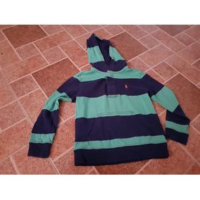 Sudadera Ligera Polo By Ralph Lauren 6 Años