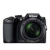 Cámara Digital Nikon Coolpix B500 40x Negra Envio Gratis