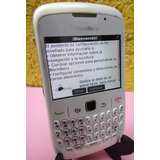 Celular Blackberry Curve 8520 (nuevo) Liberado(blanco Perla)