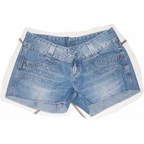 Shortinho Jeans Cambos - Nº 40