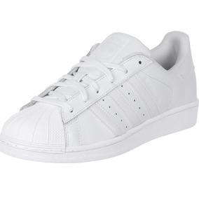 adidas Superstar Foundation Originales Blanco En Caja