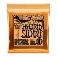 Encordado Guitarra Eléctrica Ernie Ball Hybrid Slinky 09/46