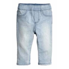 Pantalones Capri Jeans H&m Nuevos Con Etiquetas