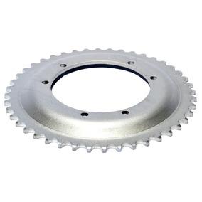 Coroa Transmissão 44 Dentes Mobilete Bikelete