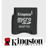 Adaptador Cartão Mem. Micro Sd P/ Mini Sd Original Kingston