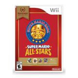 Super Mario All Stars - Juego De Nintendo Wii Nintendo Selec