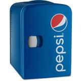 Gourmia Gmf660 Mini Nevera Y Calentador Pepsi Portátil