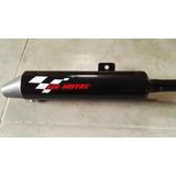 Pipeta Rpsto Suzuki Ts125 Cr Negra Envio Gratis