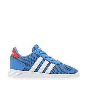 Tenis Casual Original adidas Racer Kids Azul Textil If1110 A