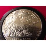 Moneda Banco Nacional De Mexico 90 Aniversario Unc