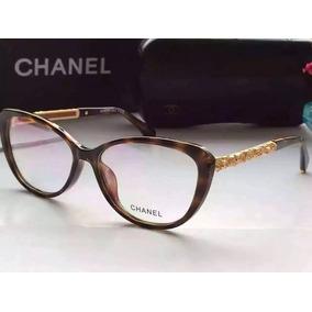 Armazon Lentes Chanel Ch3345 Oftalmicos Black Tortoise