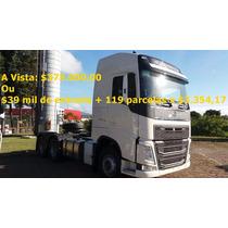 Volvo Fh 540 6x4 2017 - Pacote Ec Completo