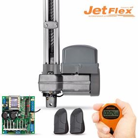 Kit Motor Portão Eletrônico Basculante Potenza Jetflex Ppa