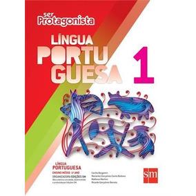 Ser Protagonista - Lingua Portuguesa - 1º Ano - Ensino Médio