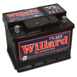 Bateria Auto Willard Ub620 12x65 Citroen Xantia 16v