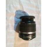 Vendo O Permuto Lente Canon 18 55