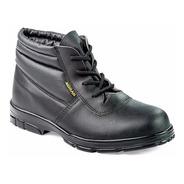 Zapatos De Seguridad Voran Dielectricos Negro Cuero 2505