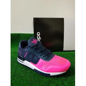 pretty nice 5d579 b420f adidas zx 750 mujer Naranja