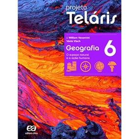Projeto Telaris - Geografia - 6º Ano - Ensino Fundamental Ii