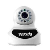 Camara Ip Tenda Hd, Ptz,(pan,tilt,zoom) Horizontal 355°,vert