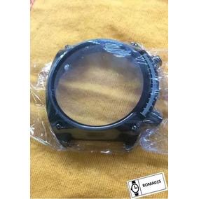 Caixa De Relógio Diesel 4204 Preta Completa