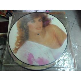 Lucia Mendez Lp. De 12 Foto Disco Solo Una Mujer