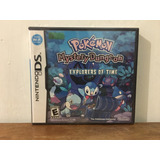 Pokemon Mystery Dungeon Explorers Of Time Nintendo Ds Nuevo