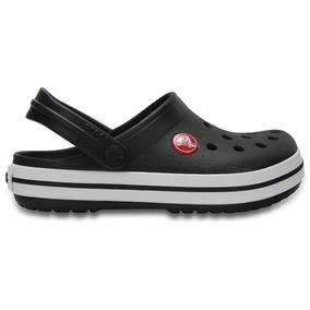 para Crocs Crocband Batman mujer Zapatos marino azul qSBx60