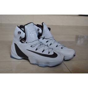 Kp3 Botas Deportivas Nike Lebron James Elite Xiii Gris