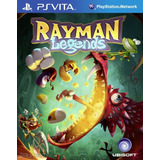 Rayman Legends Playstation Vita Nuevo Original Sellado