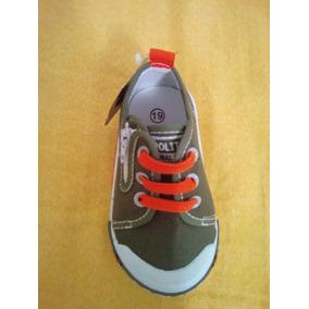 Zapatos Nuevos Niño Bebe Varon Apolito