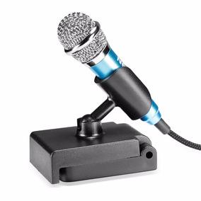 Microfone P2 Gravação Pc Celular Videos Youtube Jogos Skype