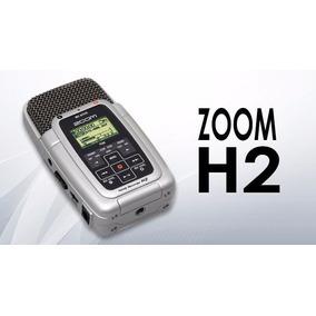 Gravador Digital Zoom H2