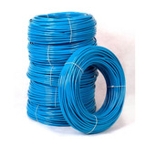 Mangueira Pneumática De Poliuretano (pu) Tubo 8mm X 6 - Azul