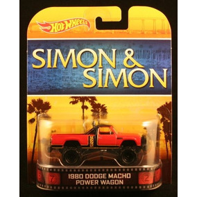 1980 Dodge Camion Macho * Simon & Simon * Hot Wheels 2013 R