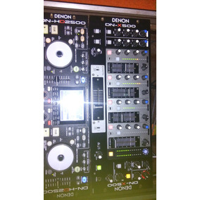 Denon Hd2500 Y Mixer Dnx-500