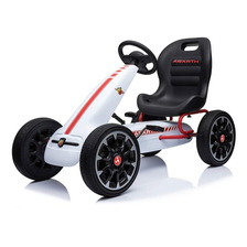 Carro A Pedal Grande Abarth Llanta Caucho - Mr Price