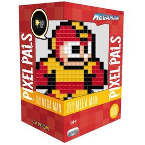 Pixel Pals - Mega Man - Solar Blaze
