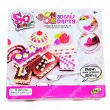 Iron On 3d Party Cake Smilar Bindeez Pastelería Tortas